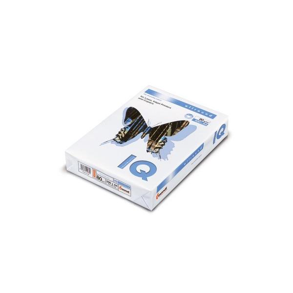 Mondi IQ Photocopy Paper 80gsm - A4 (ream/500s)