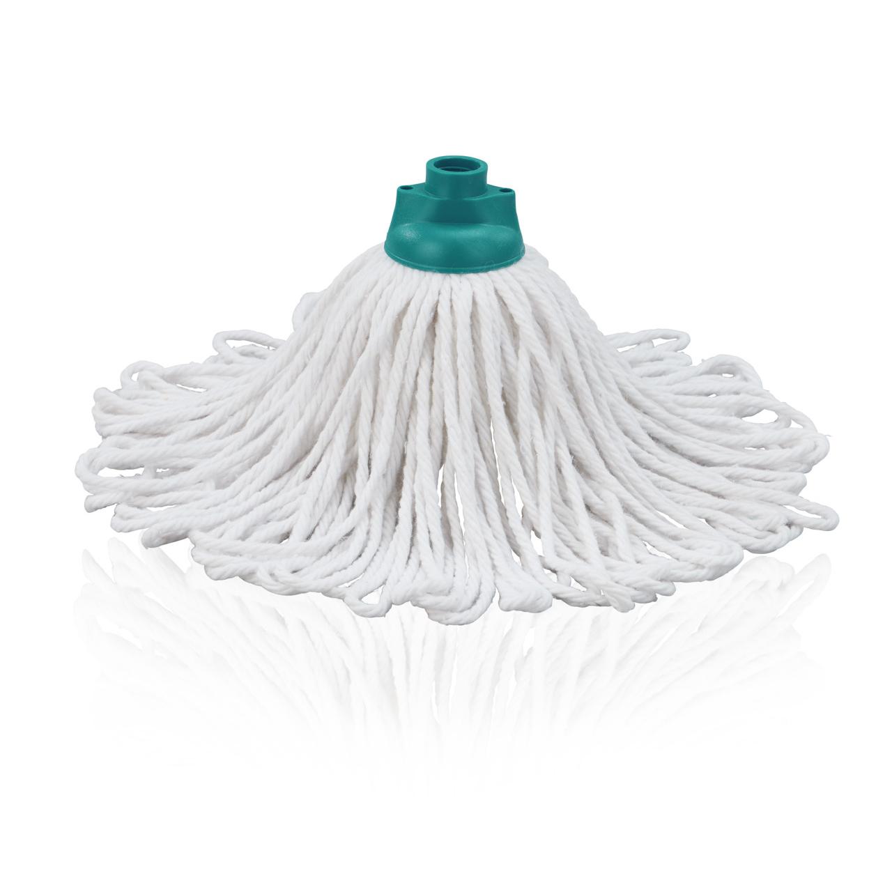 AKC CM08Z Plastic Clip Cotton Mop - 180g