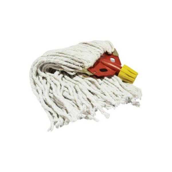 AKC CM08Z Plastic Clip Cotton Mop - 350g