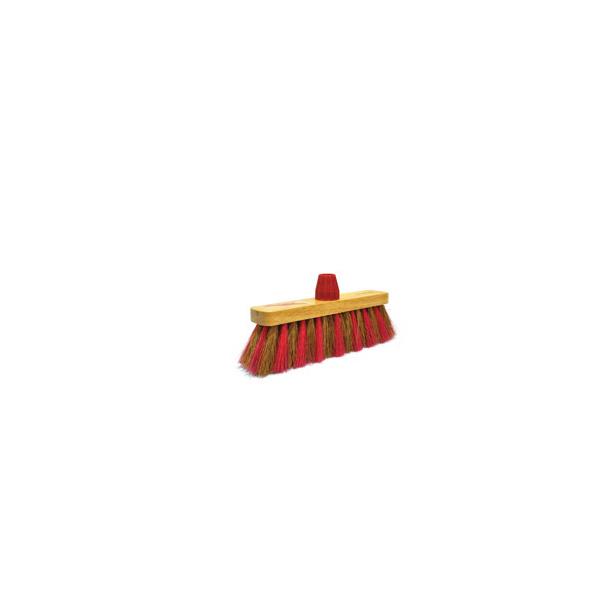 AKC CB05 Coco Broom With Stick - 24 inch