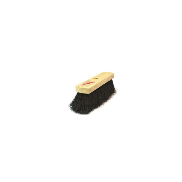 AKC CB13 Coco Broom with Black Hair - 12 inch