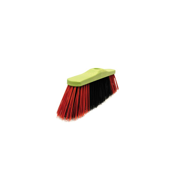 AKC HB10 Small Industrial Broom with Stick