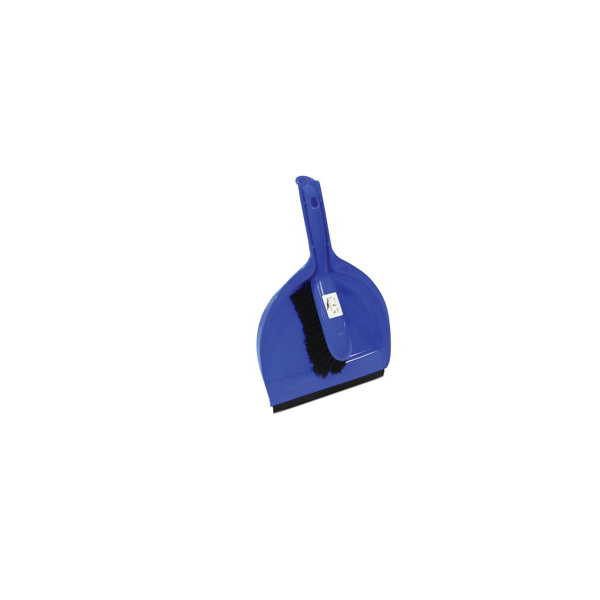 AKC DP05 Dust Pan Set with Rubber