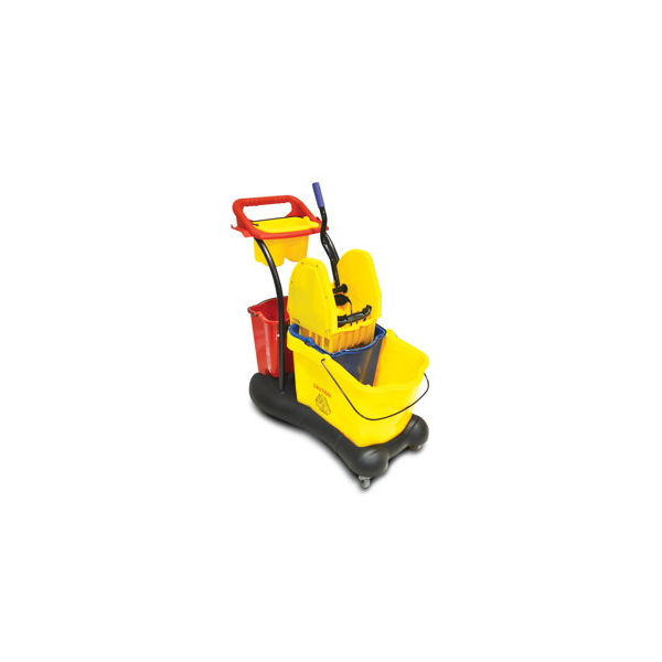 AKC BT09 40L Deluxe Wringer with Plastic Base & Bucket (pc)