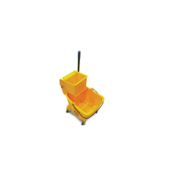 AKC BT14Y 24L Mop Bucket Trolley with Wringer (pc)