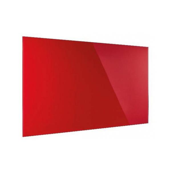 Magnetoplan Glass Boards (80cm x 60cm) - Intense Red