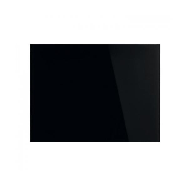 Magnetoplan Glass Board 80cm x 60cm - Deep Black (pc)