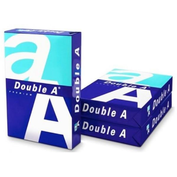 Double A Photocopy Paper 80gsm - A5 (ream/500s)