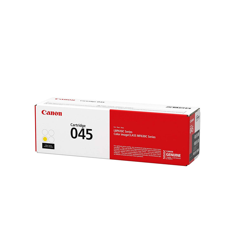 Canon 045 (1239C001) Toner Cartridge - Yellow