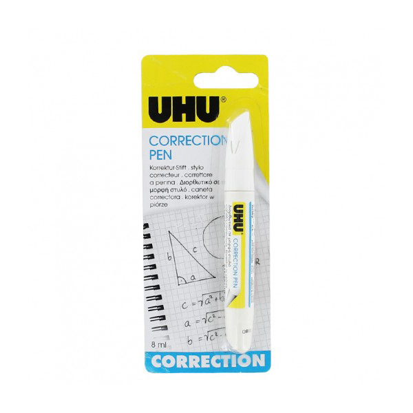 UHU Correction Pen - 8ml (pc)