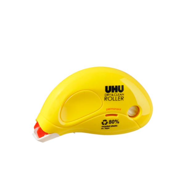 UHU UHDCR Dry & Clean Roller - 6.5 x 8.5mm (pc)