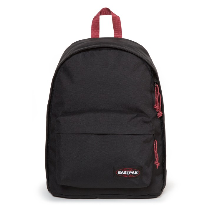 Eastpak Out Of Office Backpack Black-Red