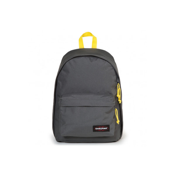 Eastpak Out Of Office Backpack Gray-Yellow