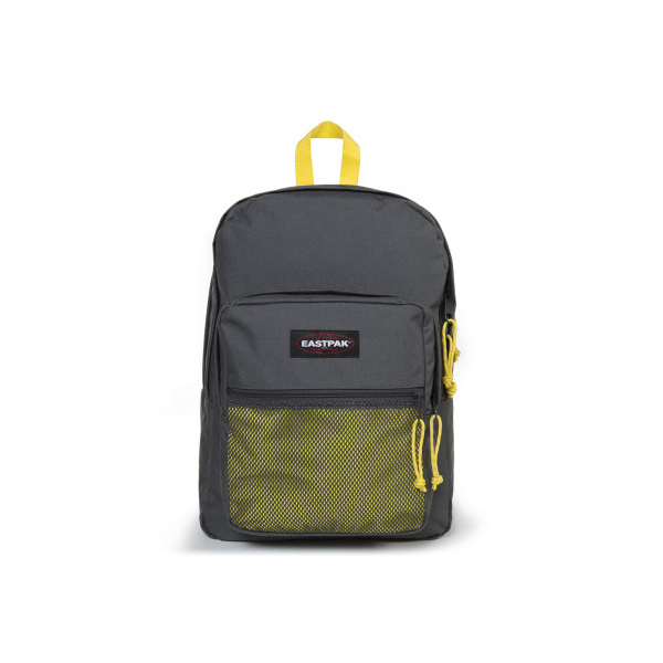 Eastpak Pinnacle Backpack Gray-Yellow