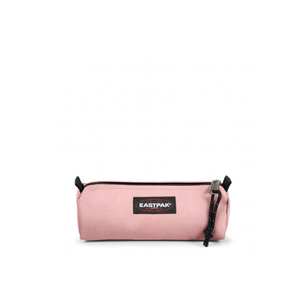 Eastpak Benchmark Case - Pink Stitch Circle