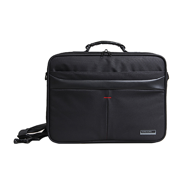 Kingsons Corporate Series 15.6 in Laptop Shoulder Bag - Black