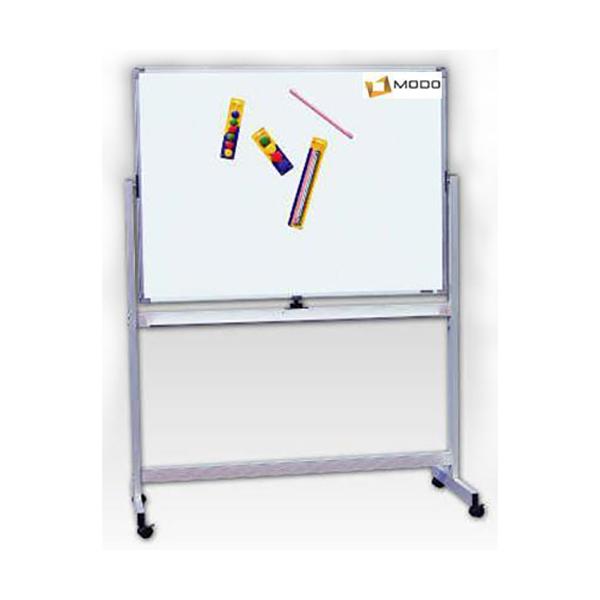 Modo DB0312 White Board with Stand - 90 x 120cm (pc)