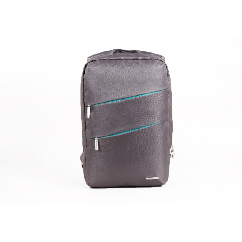 Kingsons Evolution Series 15.6 in Laptop Backpack - Grey