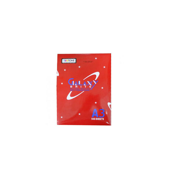 Galaxy Photocopy Paper 80gsm - A3 (box/5ream)