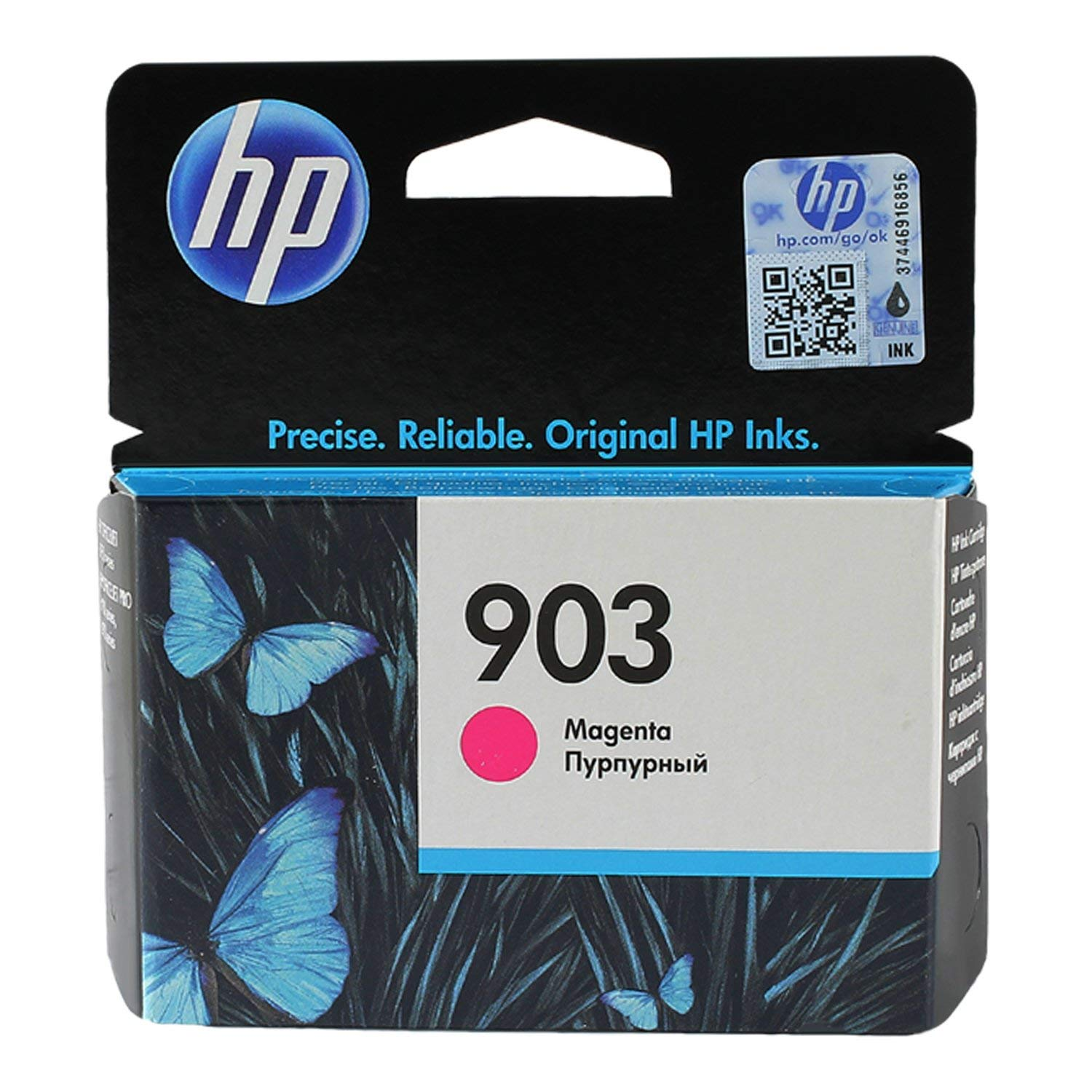 HP 903 (T6L91AE) Original Ink Cartridge - Magenta