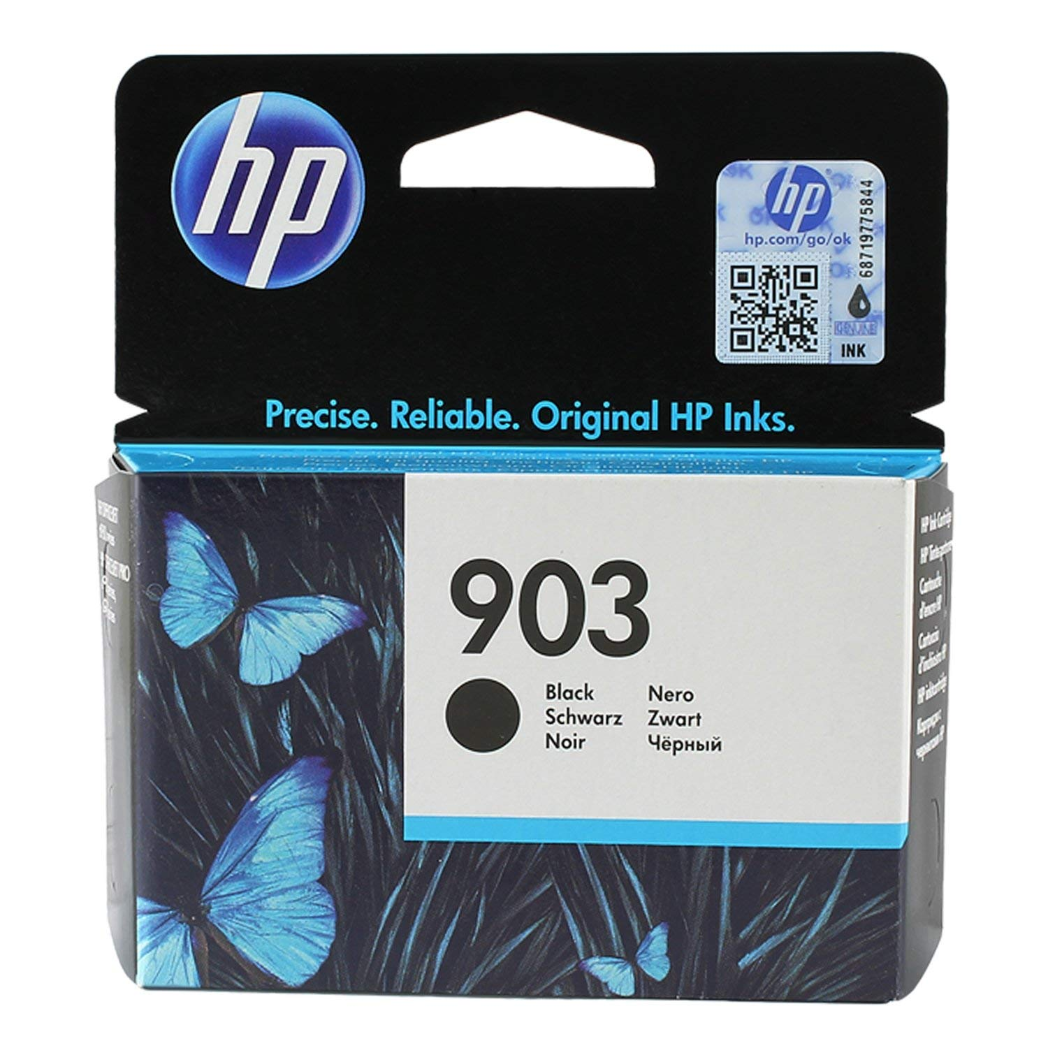 HP 903 (T6L99AE) Original Ink Cartridge - Black