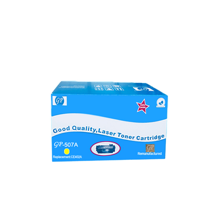 GP Compatible Toner For HP 507A - Yellow