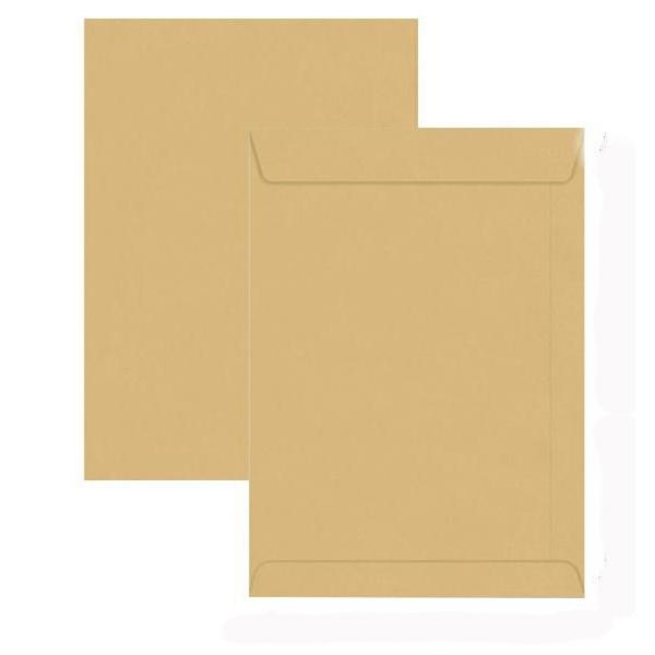 Hispapel A3 Envelope - Brown (pkt)