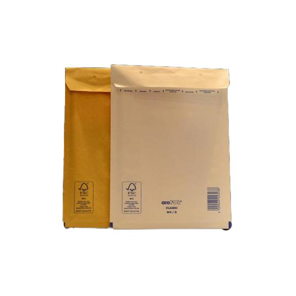 Hispapel Air Bag No.14 7.2in x 10in Bubble Envelope - Brown (pkt/25pcs)