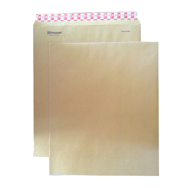 Hispapel A3 Plus 17.5in x 14.5in Envelope - Brown (pkt/250pcs)