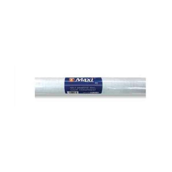 Maxi MX-CL10 Self-Adhesive Roll 10m x 45cm - Clear (pc)