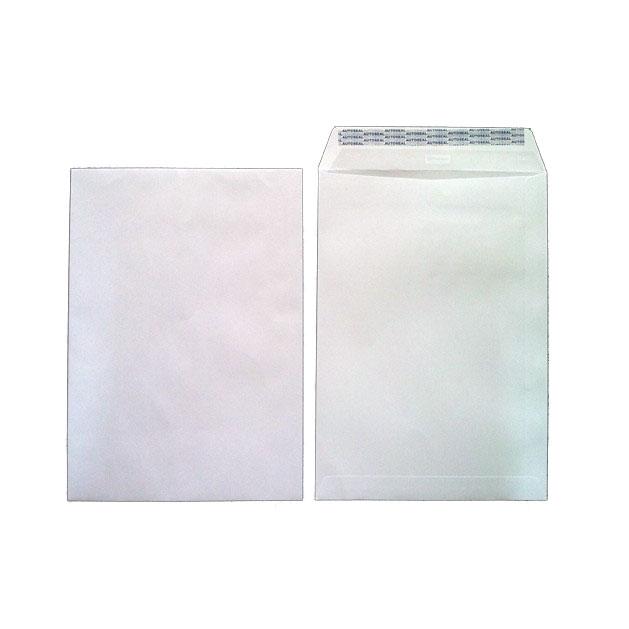 Hispapel 13in x 9in Envelope - White (pkt/100pcs)