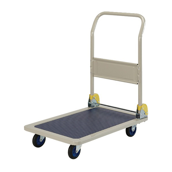 Prestar Platform Trolley with Foldable Handle 150kg capacity - TR101