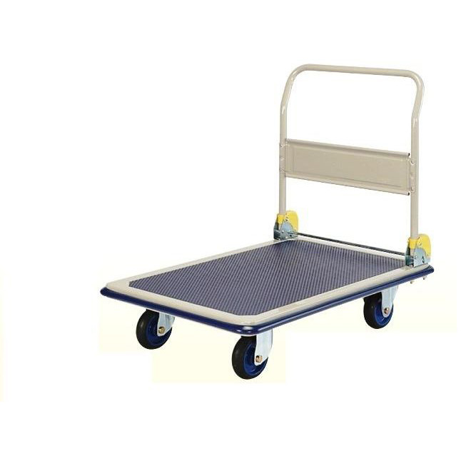Prestar Platform Trolley with Foldable Handle 300kg capacity - NF301