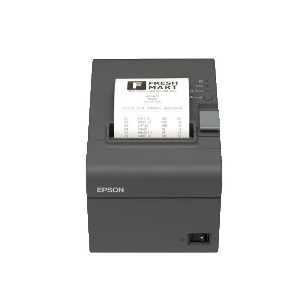 Epson TM-T20II Ethernet Plus POS Receipt Printer