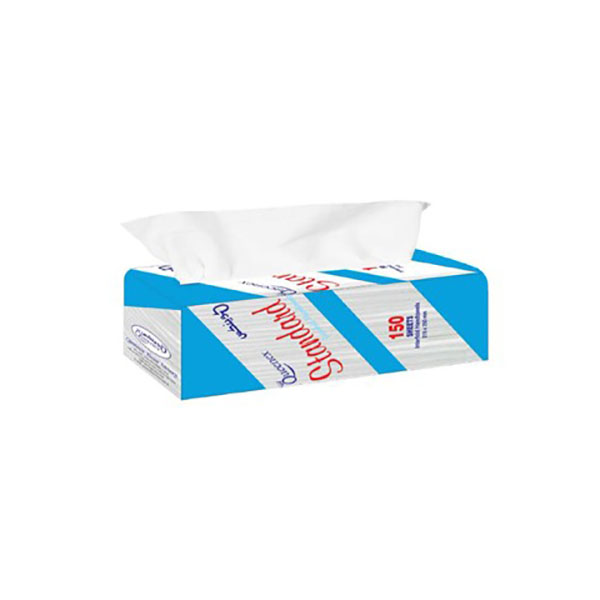Queenex C-Fold Tissue 150 sheets (Box/20pkt)