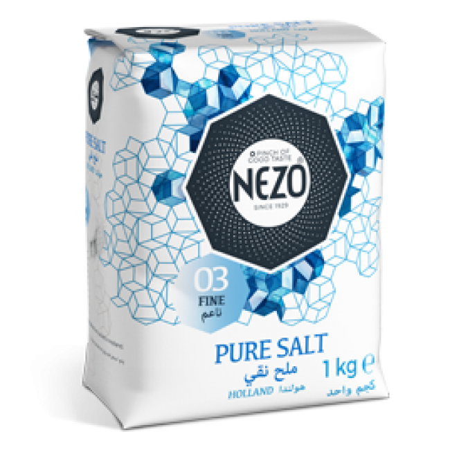Nezo Pure Salt - 1kg