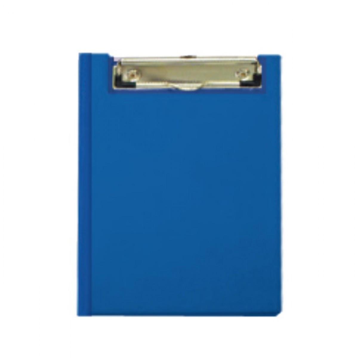 FIS FSCB0301BL FS PVC Double Clipboard - Blue (pc)