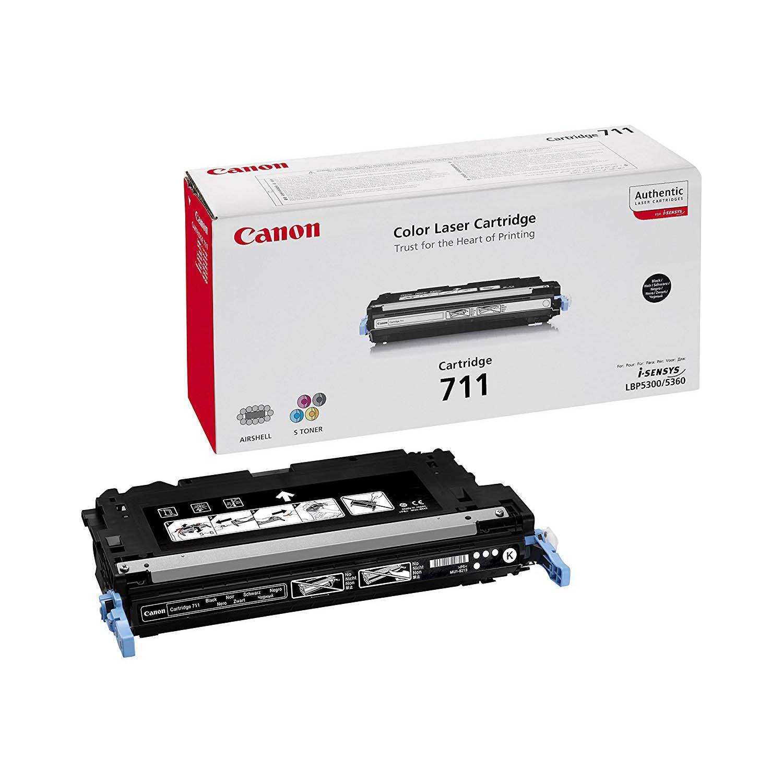 Canon 711B Toner Cartridge - Black