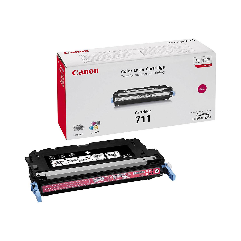 Canon 711M Toner Cartridge - Magenta