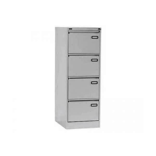 Rexel Steel Filing Cabinet 4-Drawers RXL304ST-GRY - Grey (pc)