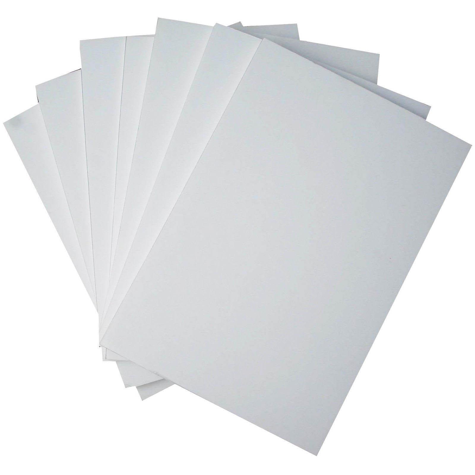 FIS Foam Board 70 x 100cm - White (box/25pcs)