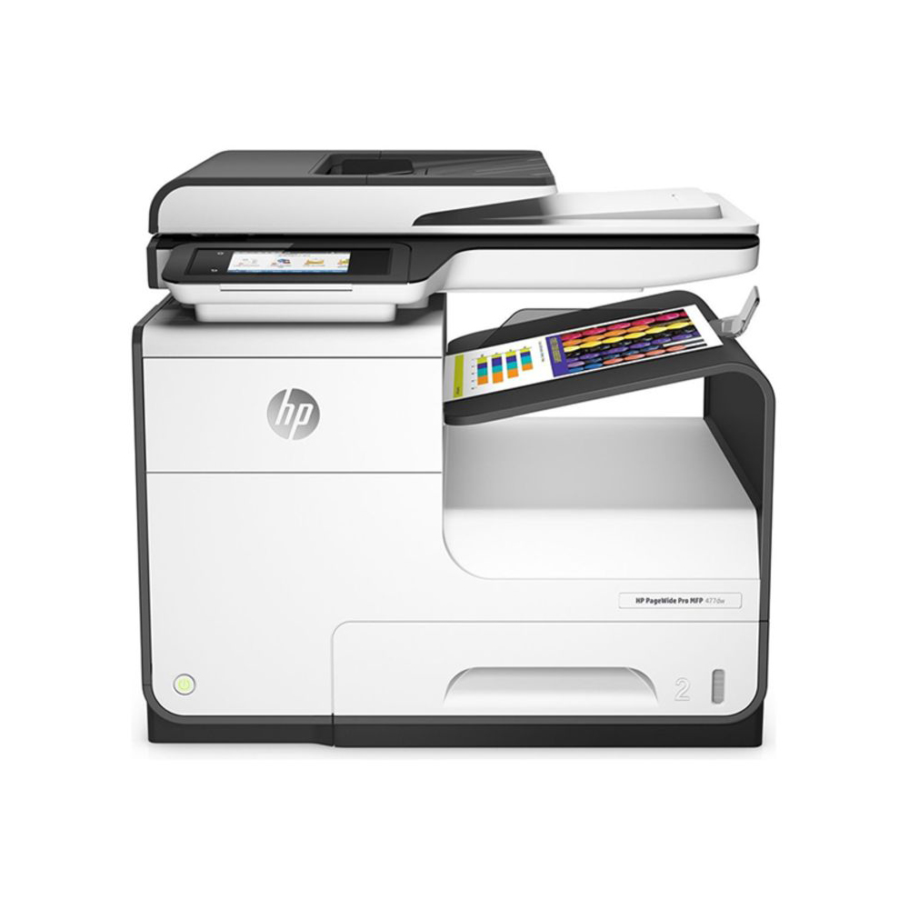 HP Multifunction Printer Pagewide Pro 477DW (D3Q20B) Printer