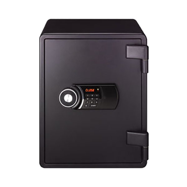 Eagle YES-031D Fire Resistant Safe with Digital Lock - Black
