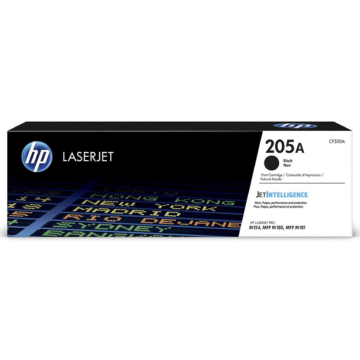 HP 205A (CF530A) Toner Cartridge - Black
