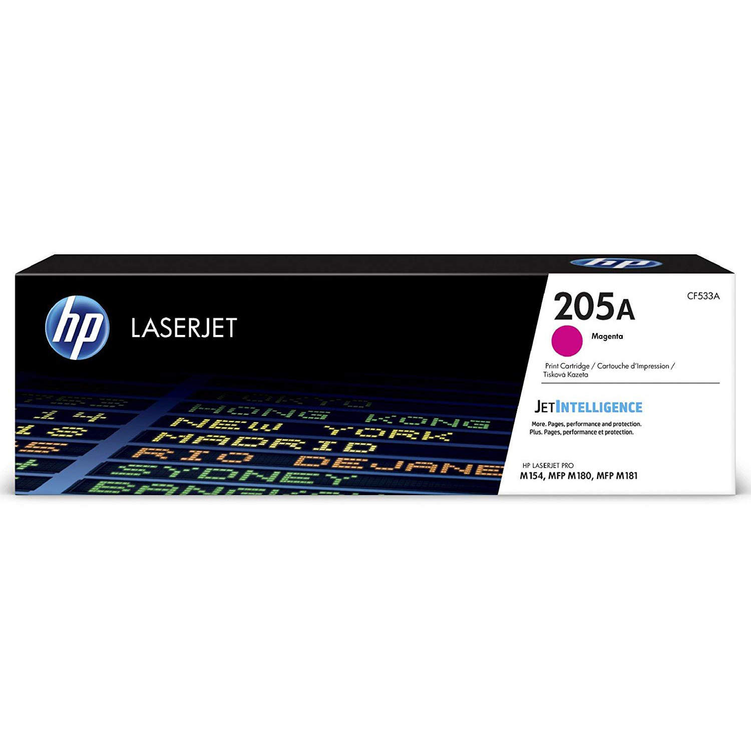HP 205A (CF533A) Toner Cartridge - Magenta