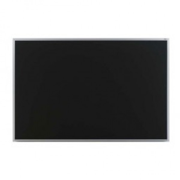 Bi-Office Chalk Board with Aluminum Frame 90 x 120cm - Black (pc)