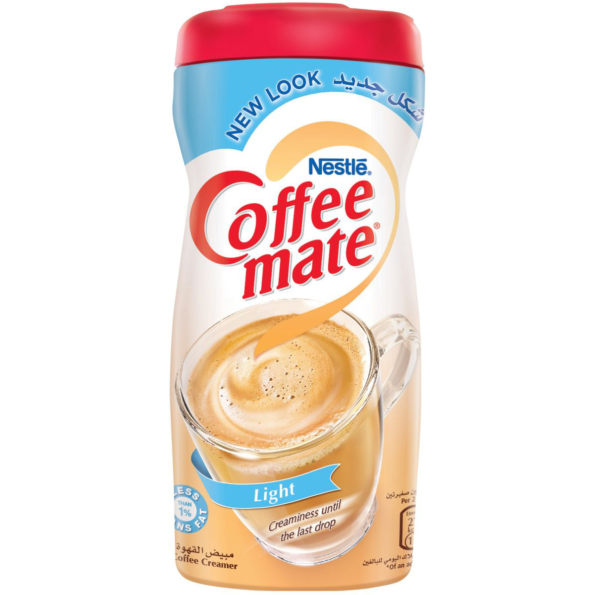 Nestle Coffee Mate Creamer Light - 450g (pc)
