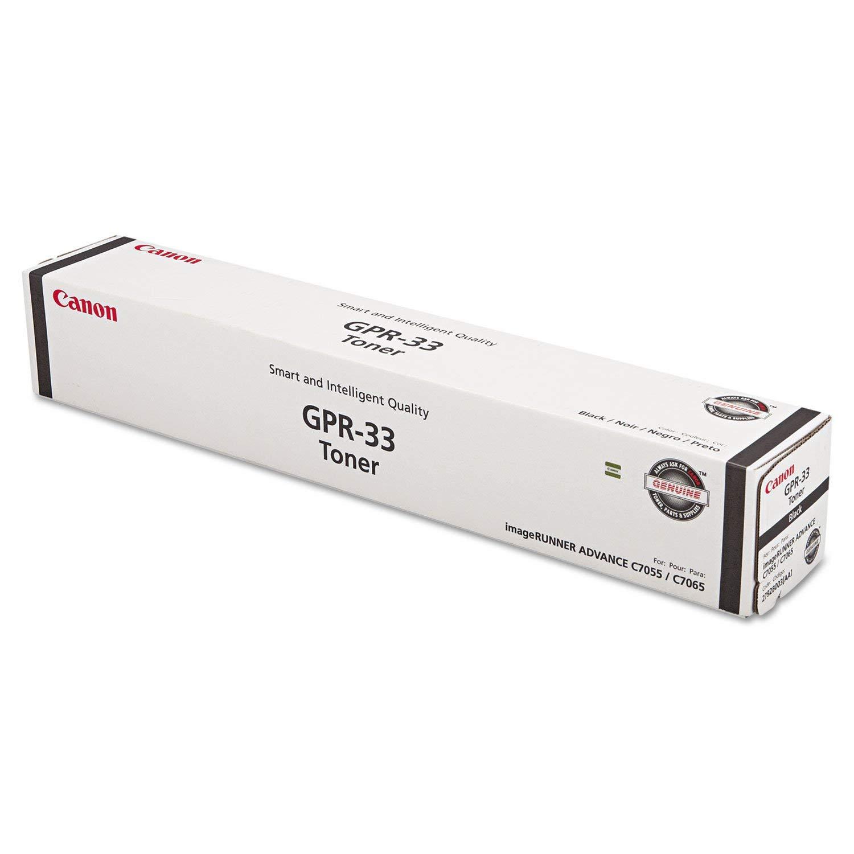 Canon GPR-33 Toner Cartridge - Black