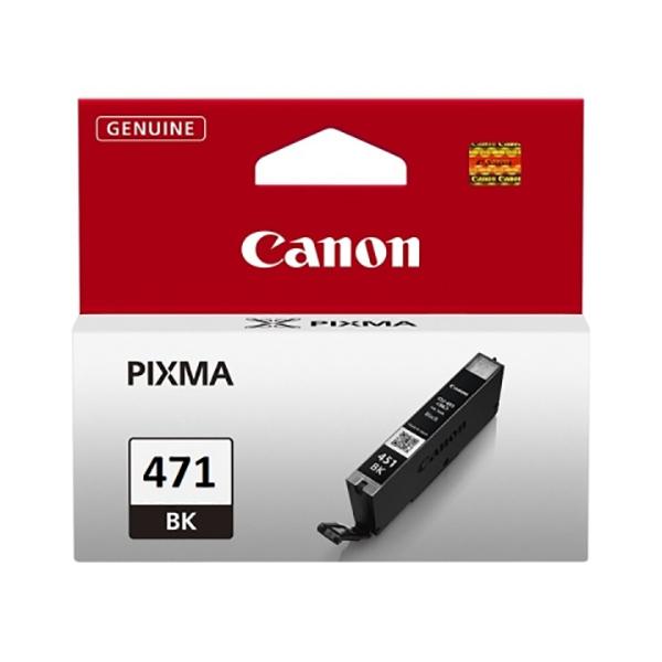 Canon CLI-471BK Ink Cartridge - Black