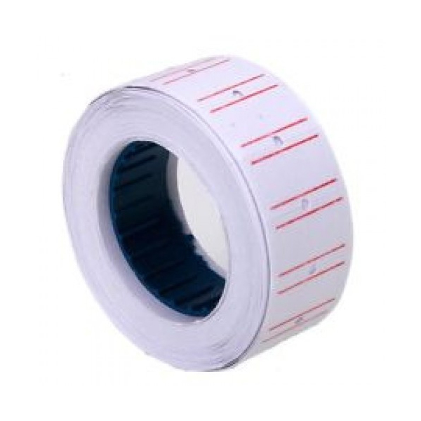 FIS FSPX2112 Price Label Roll - 21mm x 12mm (box/10pcs)